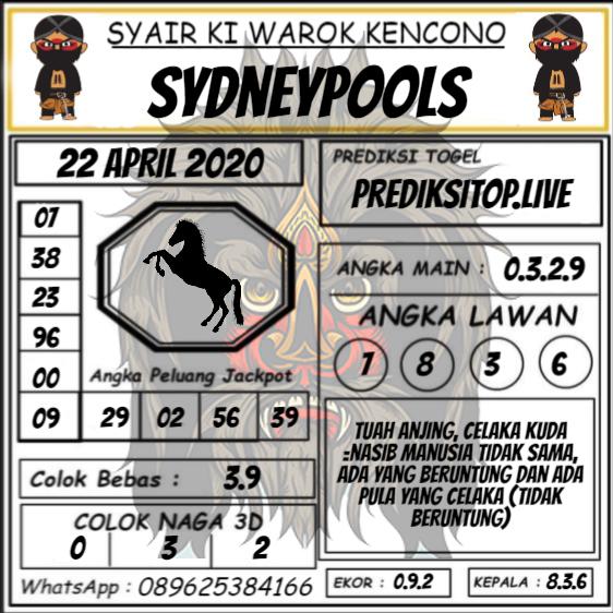 Syair Top Jitu Ki Warok Kencono Sydney Hari Ini Rabu 22 April 2020.jpg (562×562)
